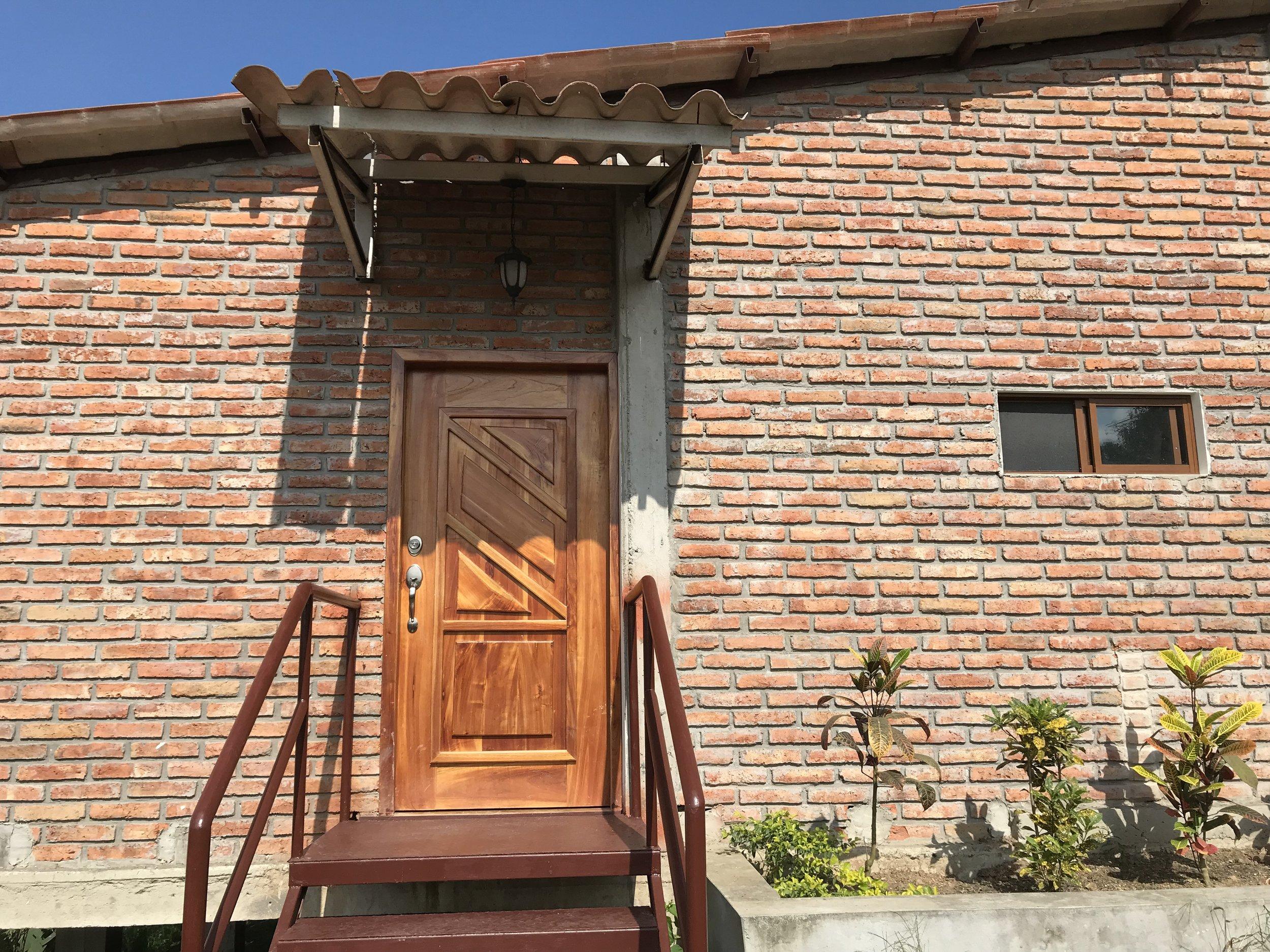 Entrance to Casita 3