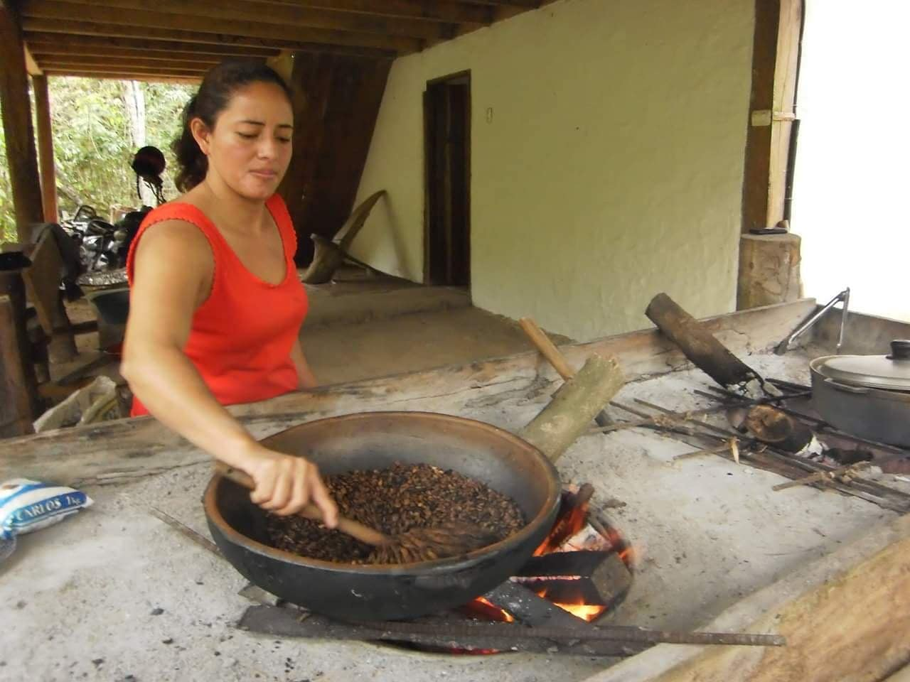 Diana at Pomarrosa