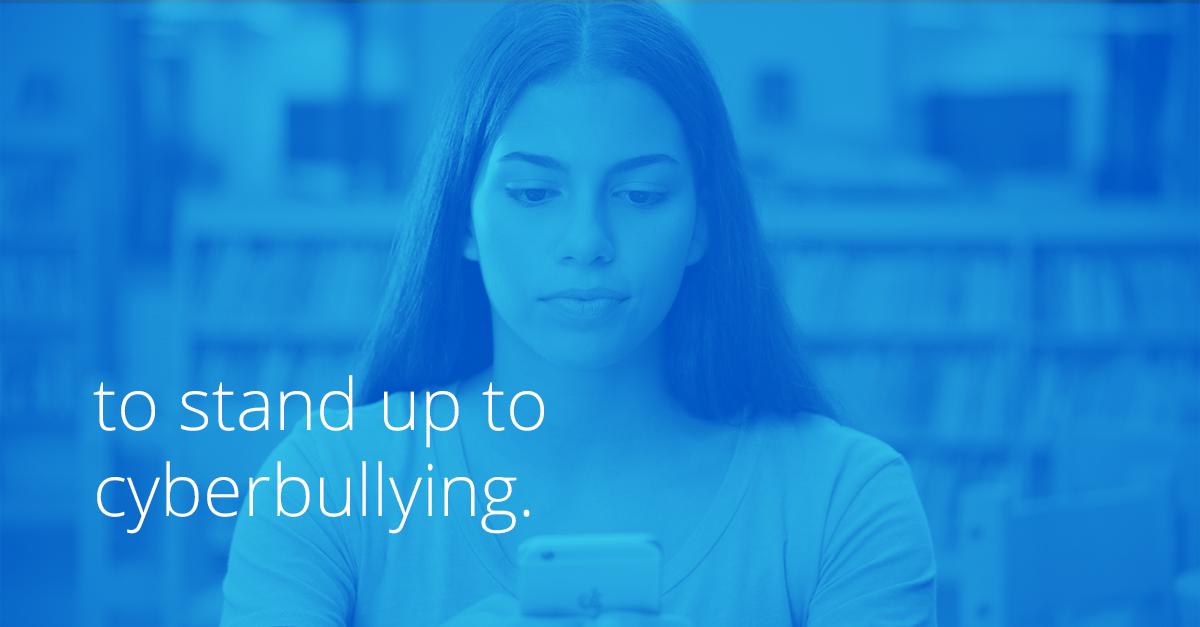Facebook Creative  | Cyberbully