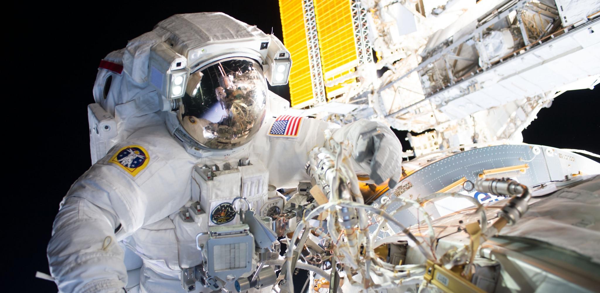 Photo Credit: Kate Rubins / NASA