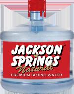 Jackson Springs Water 3Gal Water Bottle