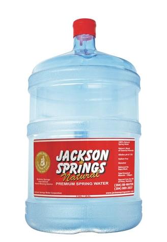 Jackson Springs Water - 5 gal Water Jug