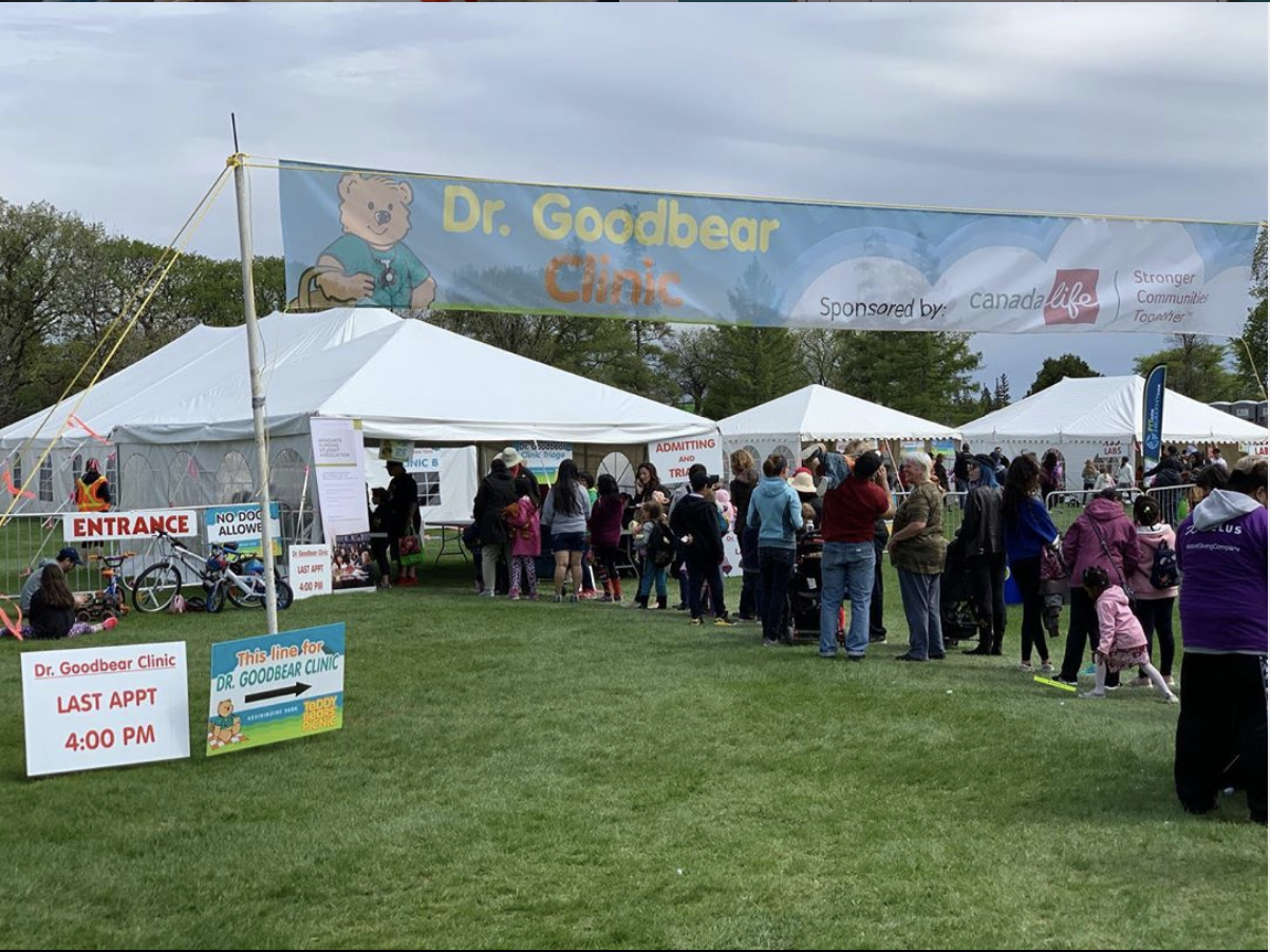 33rd Teddy Bears' Picnic - May 26, 2019 | Assiniboine Park