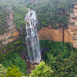 Take in the natural beauty of this world heritage listed area