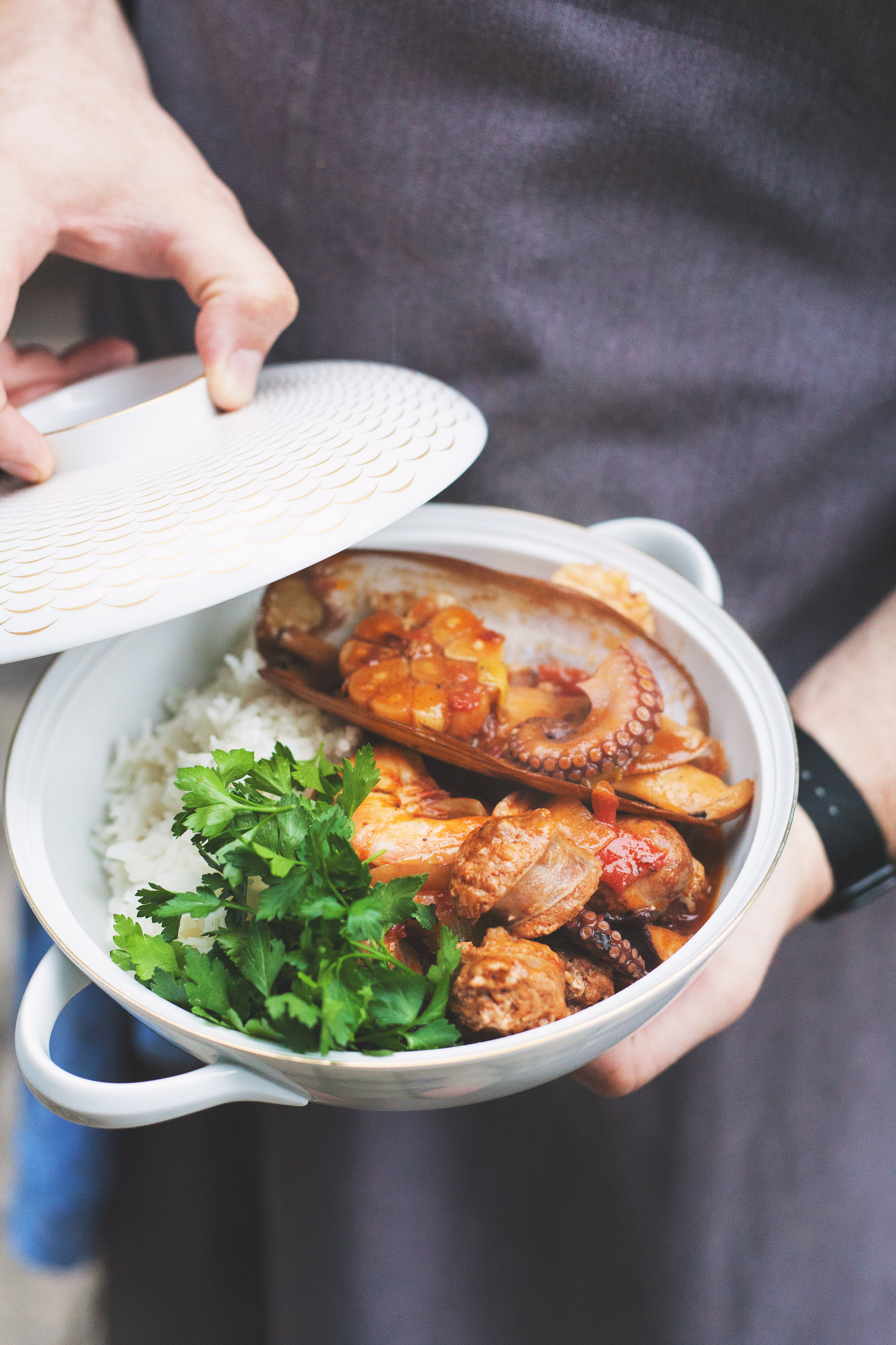 Gourmet gumbo recipe