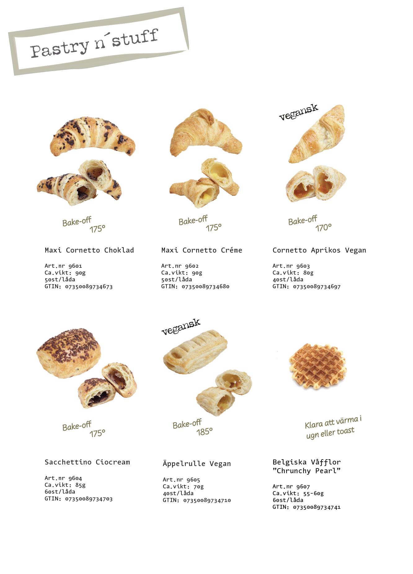 pastry n´stuff