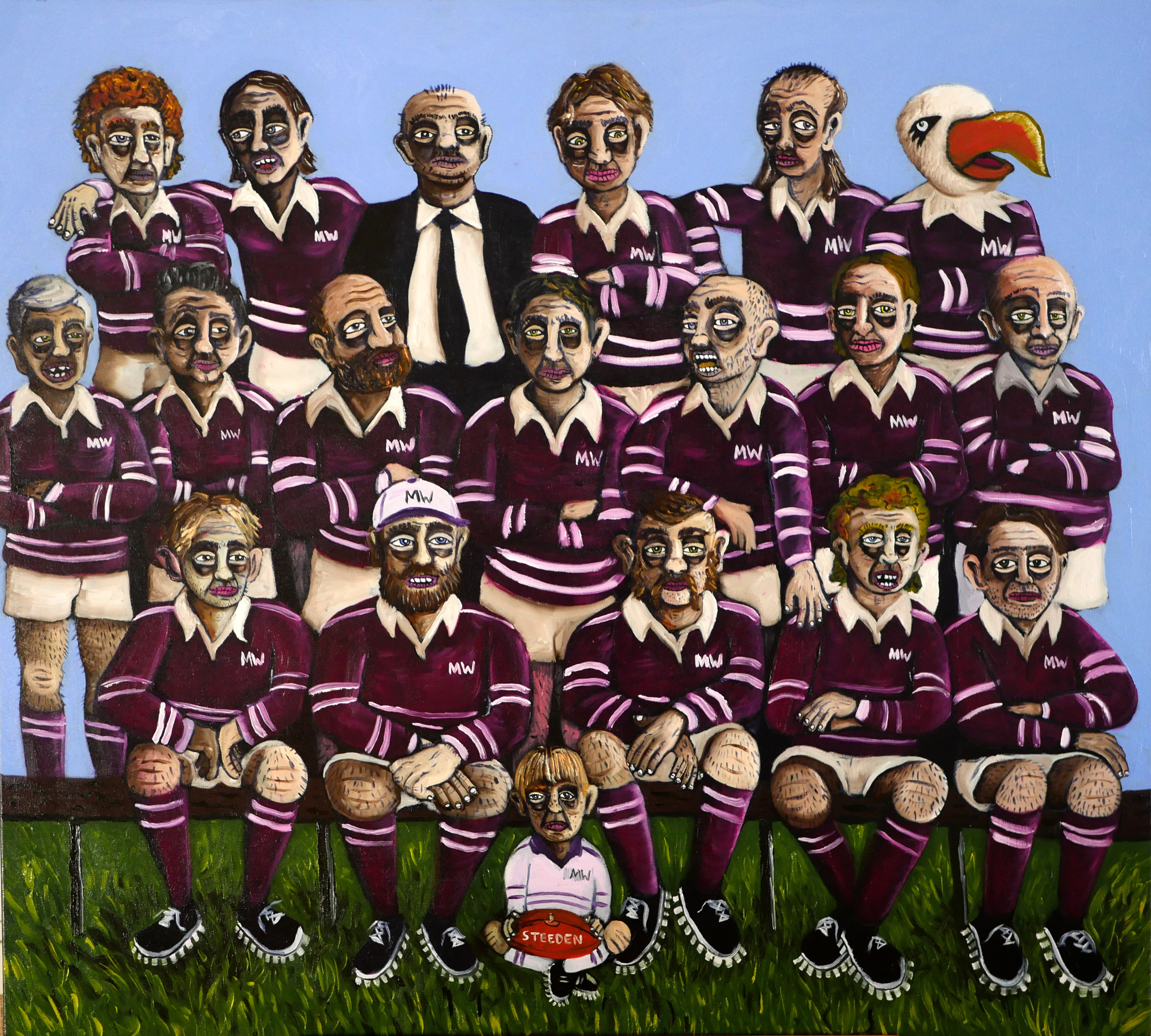 Manly Sea Eagles 1947