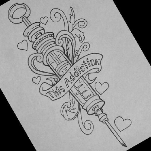 Image: Robert Pawlewski.Dead Man's Hand Custom Tattoo Buffalo, NY USA