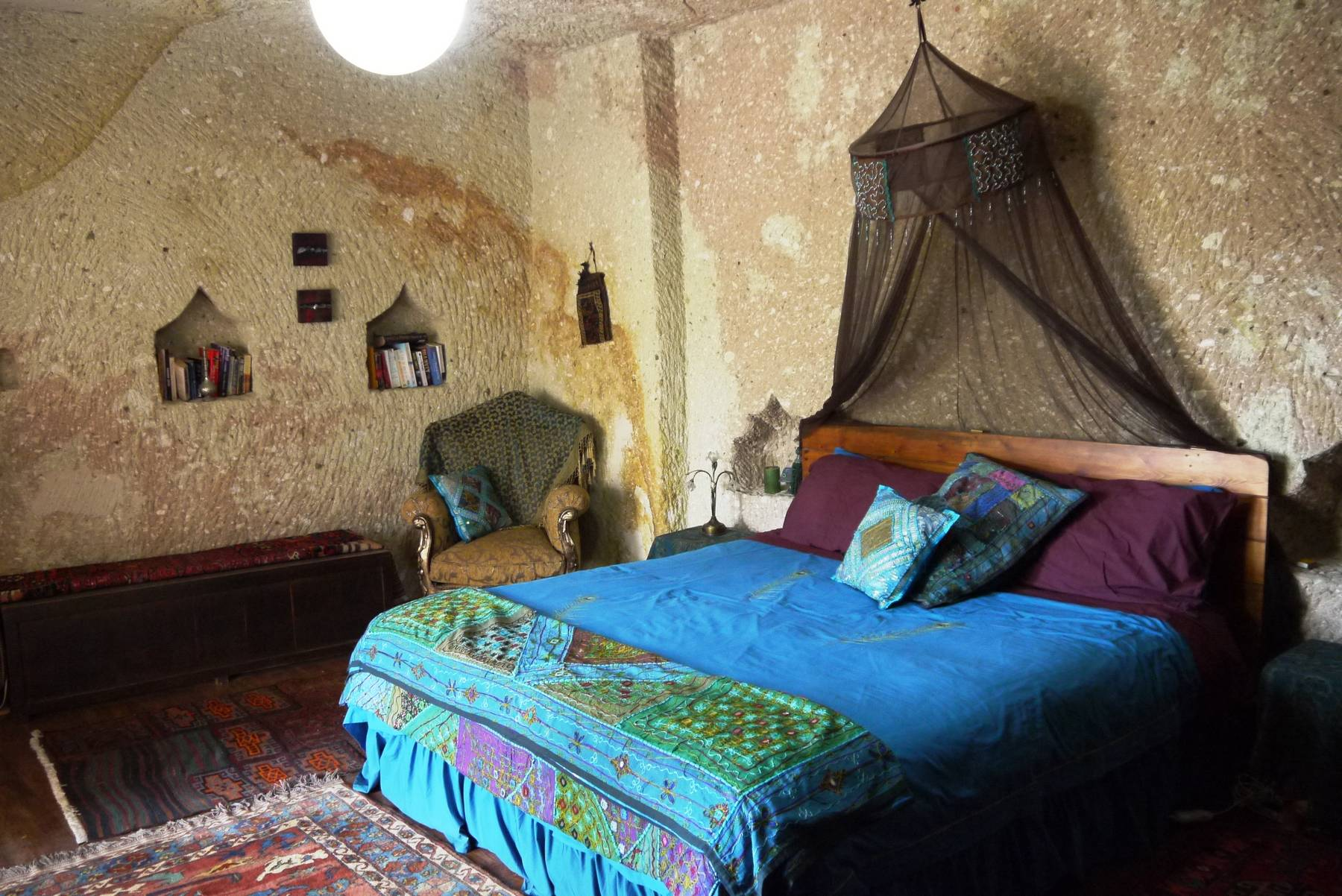Cave house cappadoccia