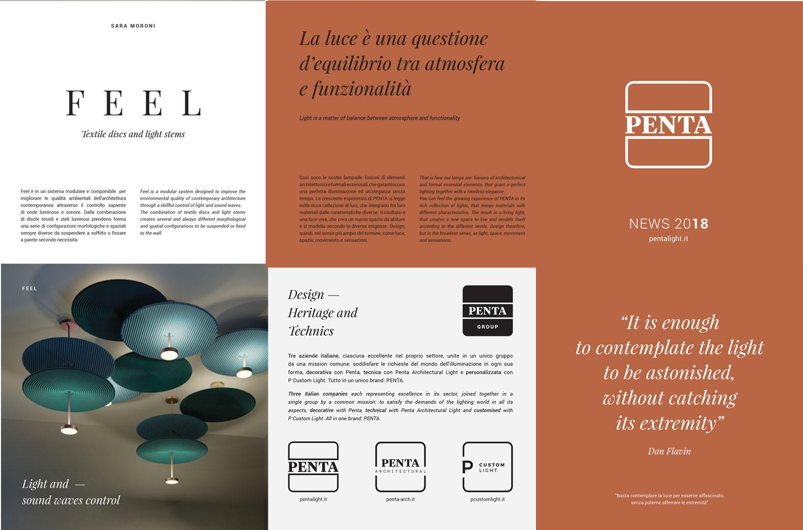 Penta News   Salone del mobile 2018