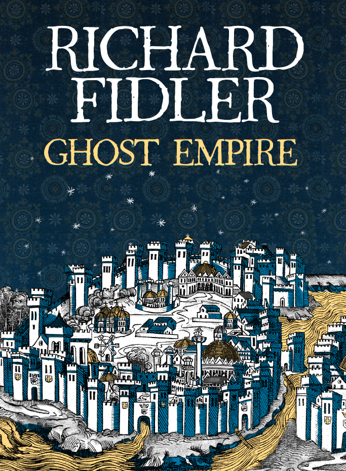 GHOST EMPIRE (hardback)
