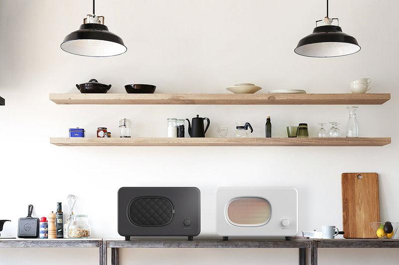 Yanko Countertop Microwave