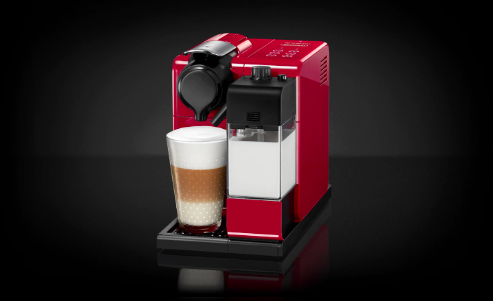 Latissima Touch Glam Coffee Machine