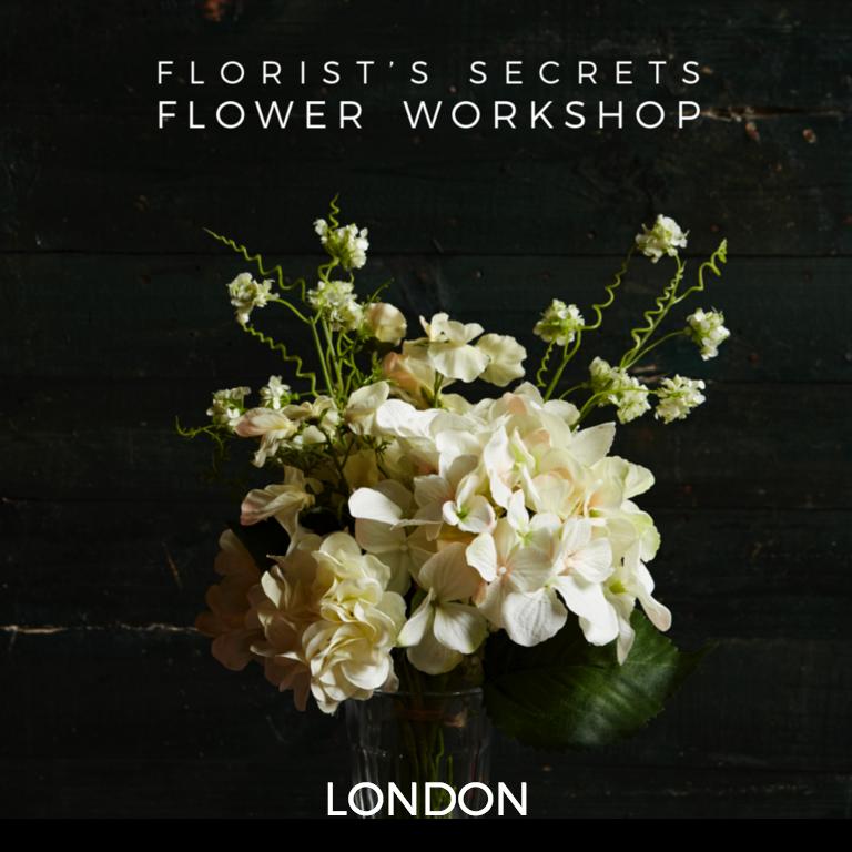 Abigail Ahern's Flower Workshop