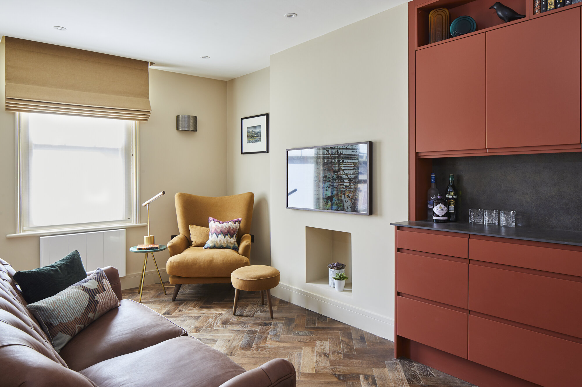 Bloomsbury Apartment by Space Shack