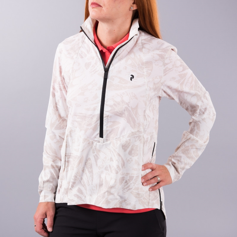 Peak Performance Warrington Print anorak