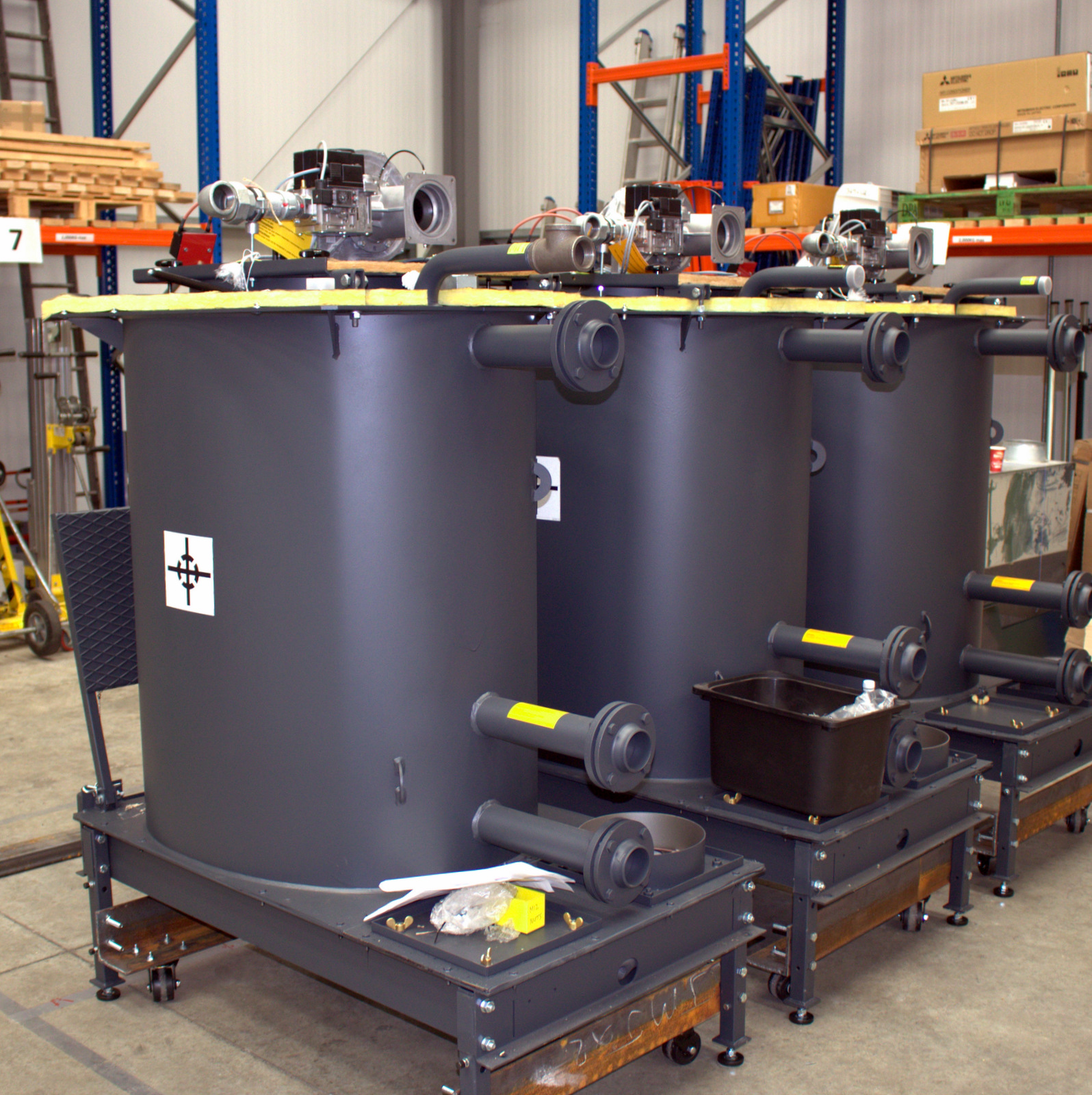 Inside 361: Prefabricating School Boilers