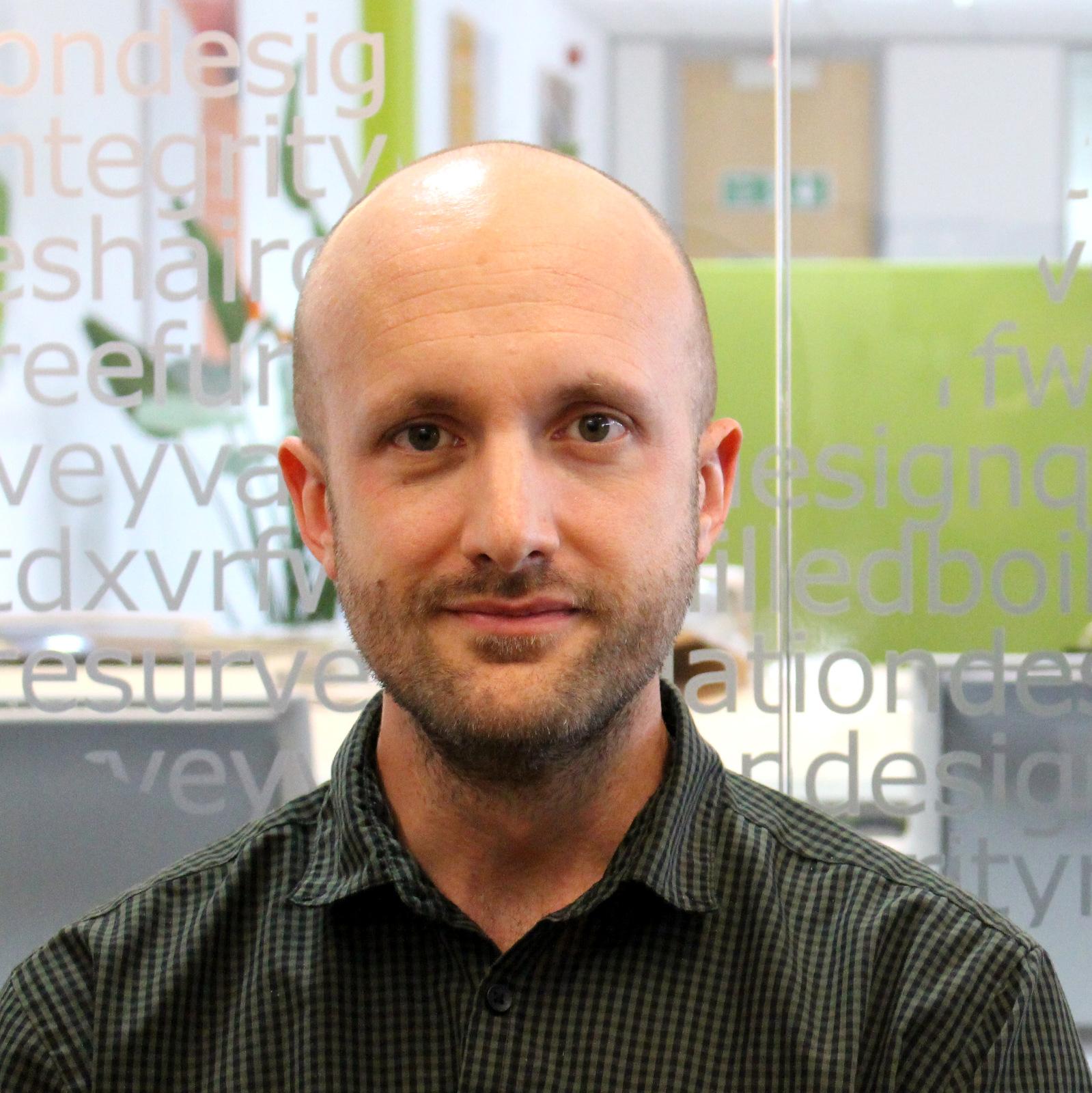 Senior Design Consultant Iain Kyle