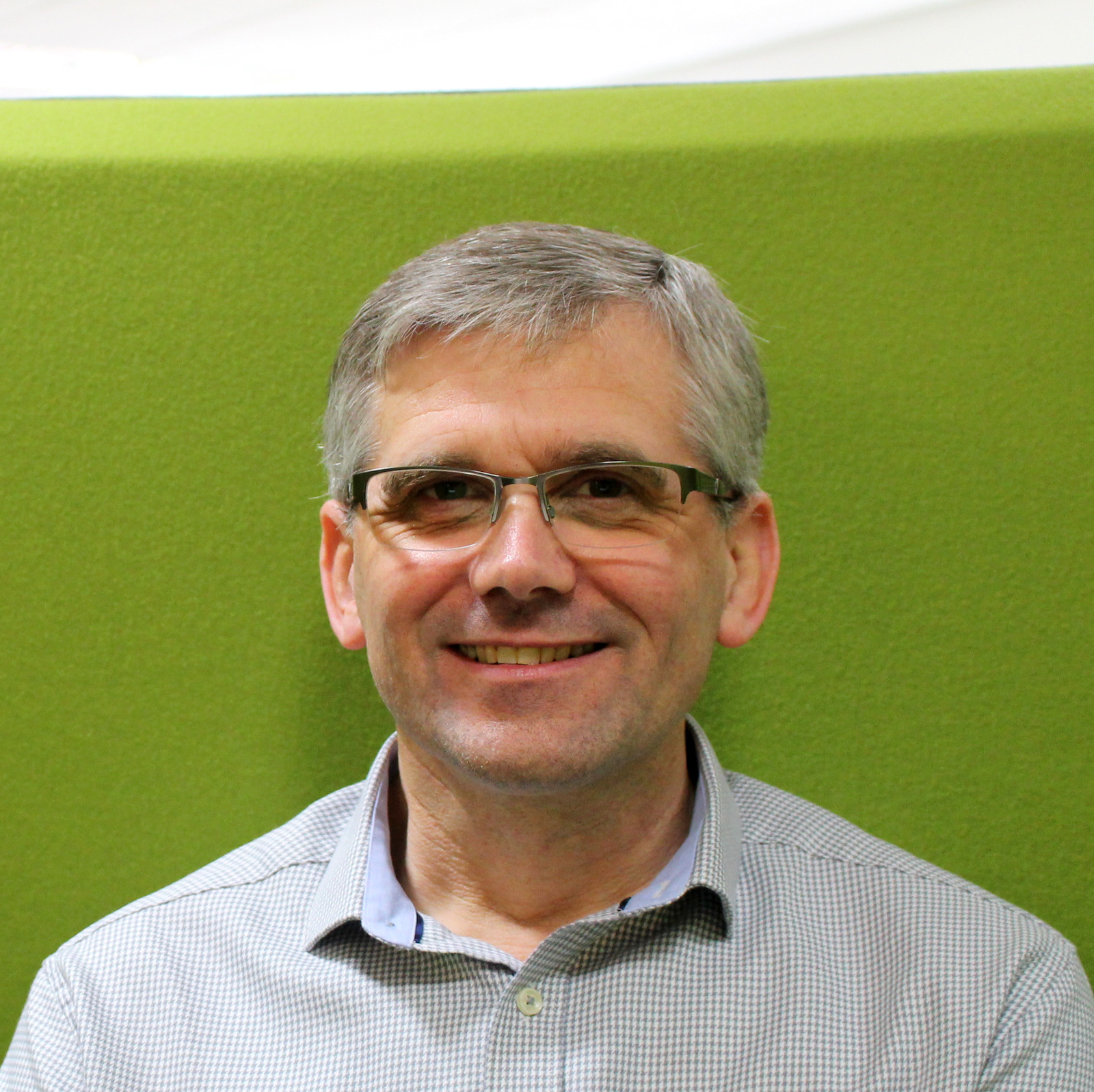 Head of Operations Tim Hibbert
