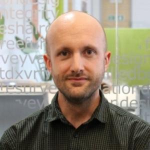 Iain Kyle, Head of Design