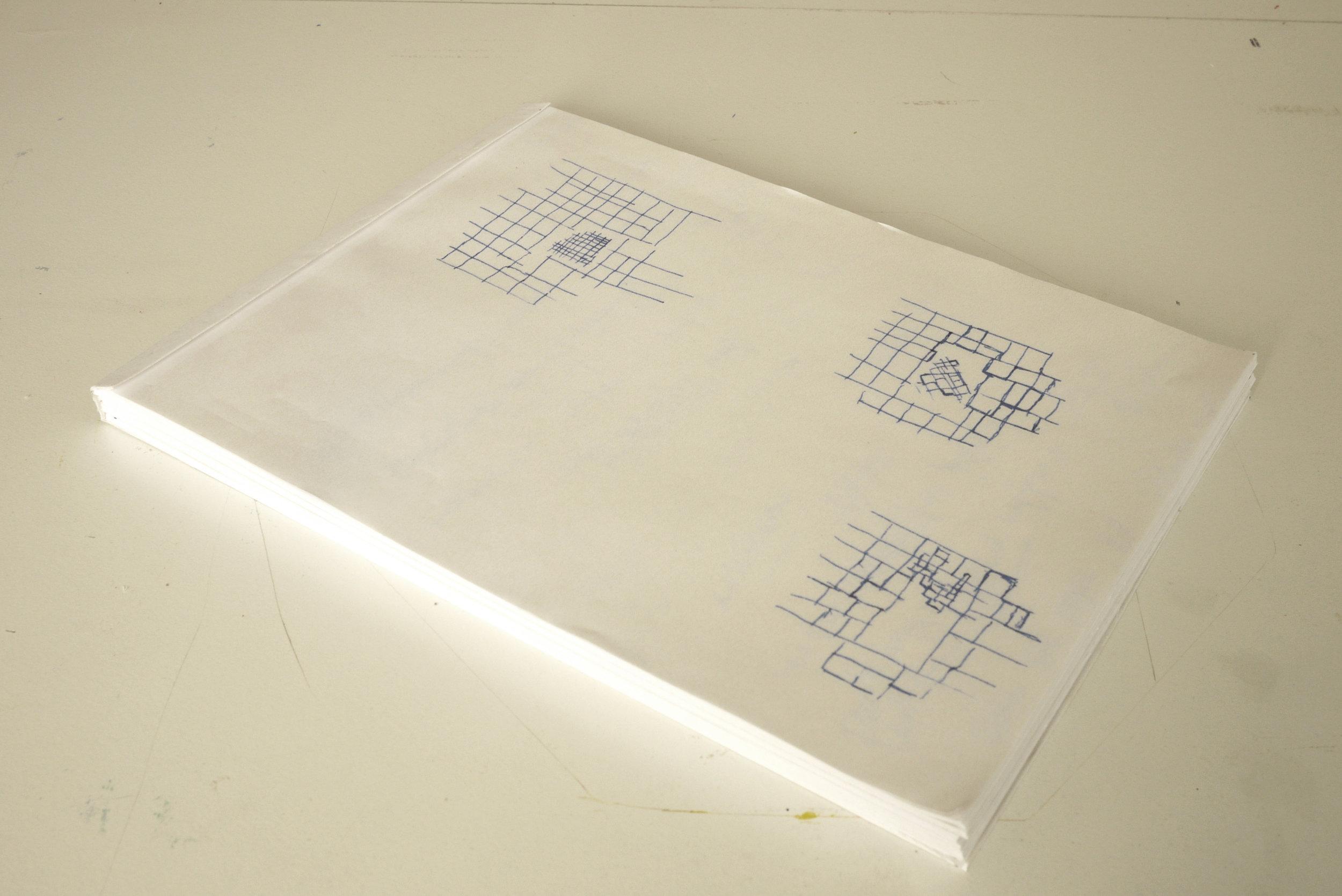 ´Your turn-sketch blocks´. Eygló Harðardóttir