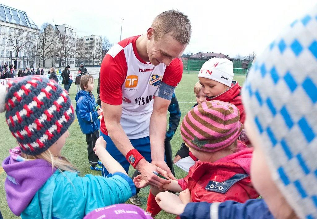 Lyn har en viktig rolle på Oslo vest som den største breddeklubben, og den eneste med toppfotballambisjoner. (foto: Lars Opstad)