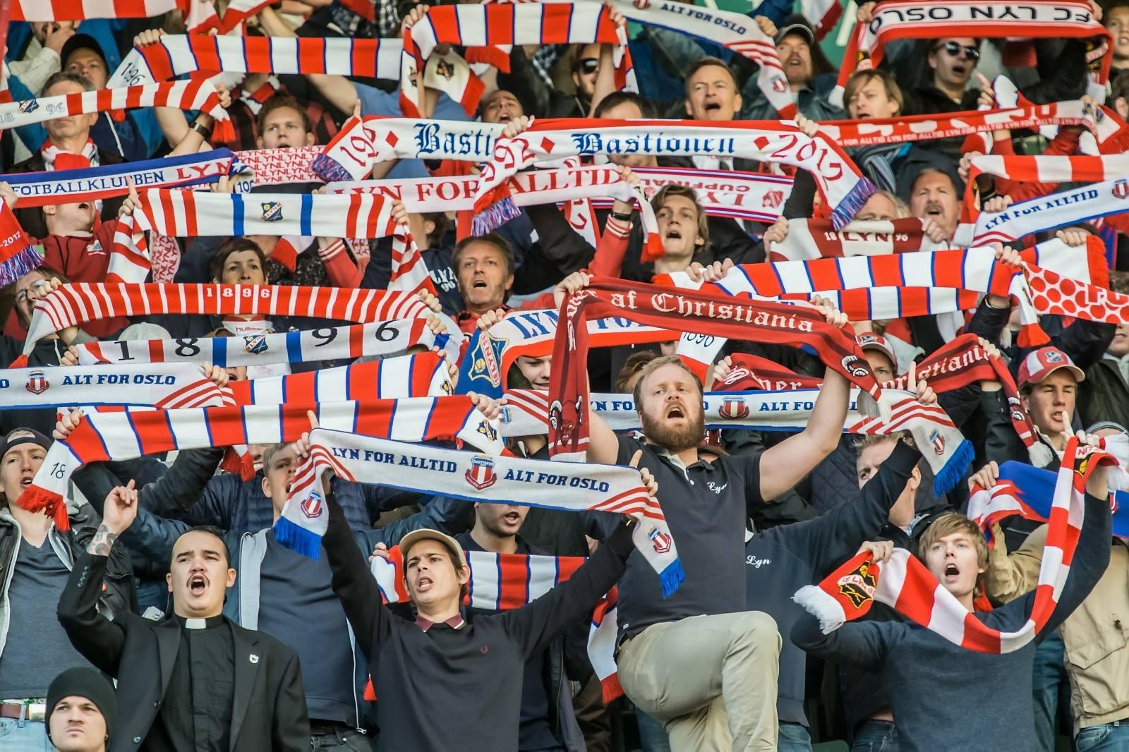 Torsdag 22. juni feires Bastionens 25-årsdag med retroderby på Bislett stadion (foto: Lars Opstad)