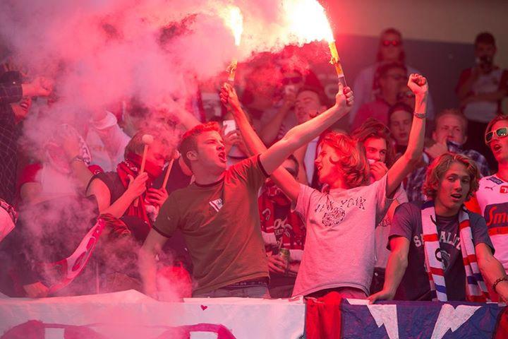 Torsdag 22. juni feires Bastionens 25-årsdag med retroderby på Bislett stadion (foto: BillyBonkers)