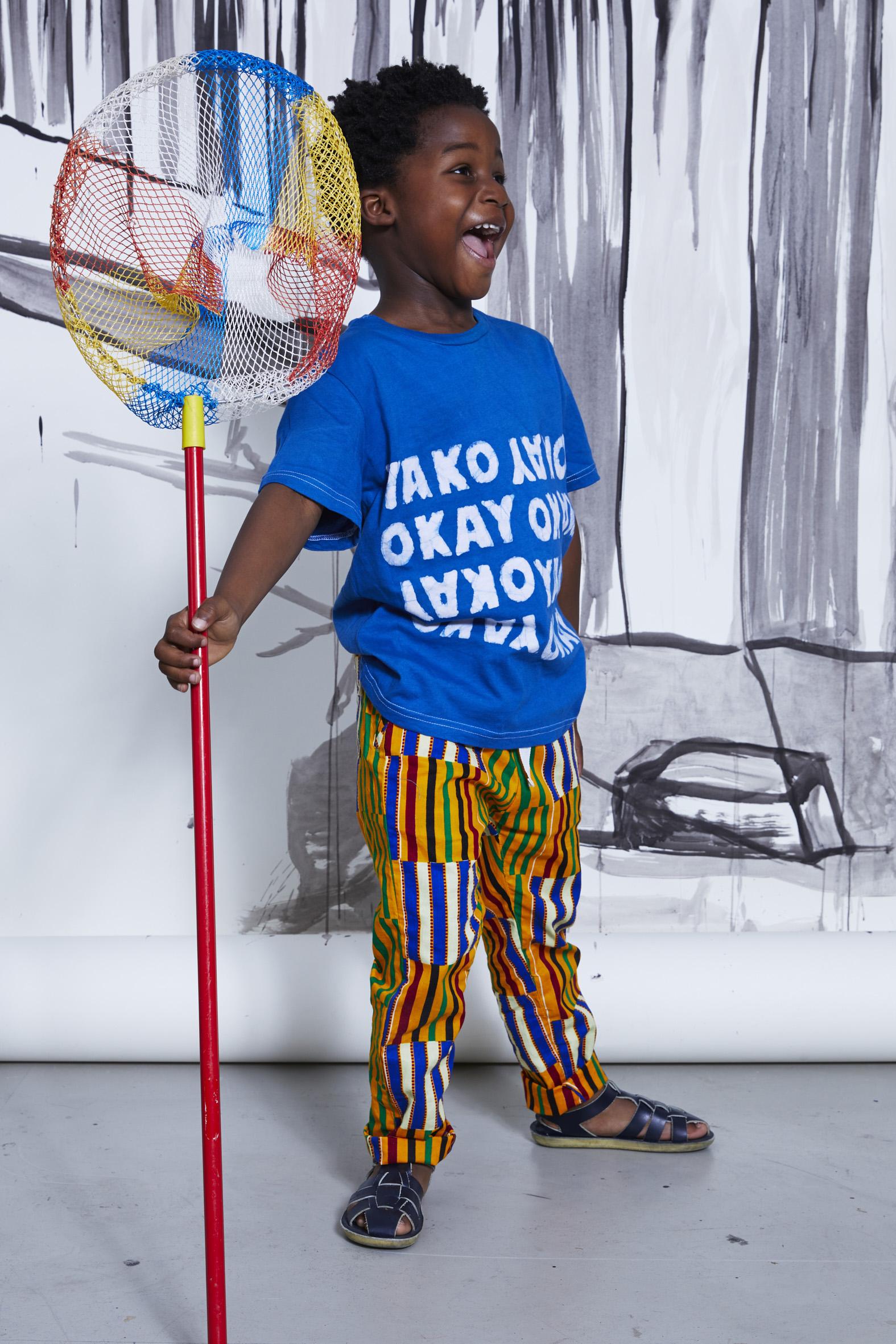 YAKO-T-Shirt Kids
