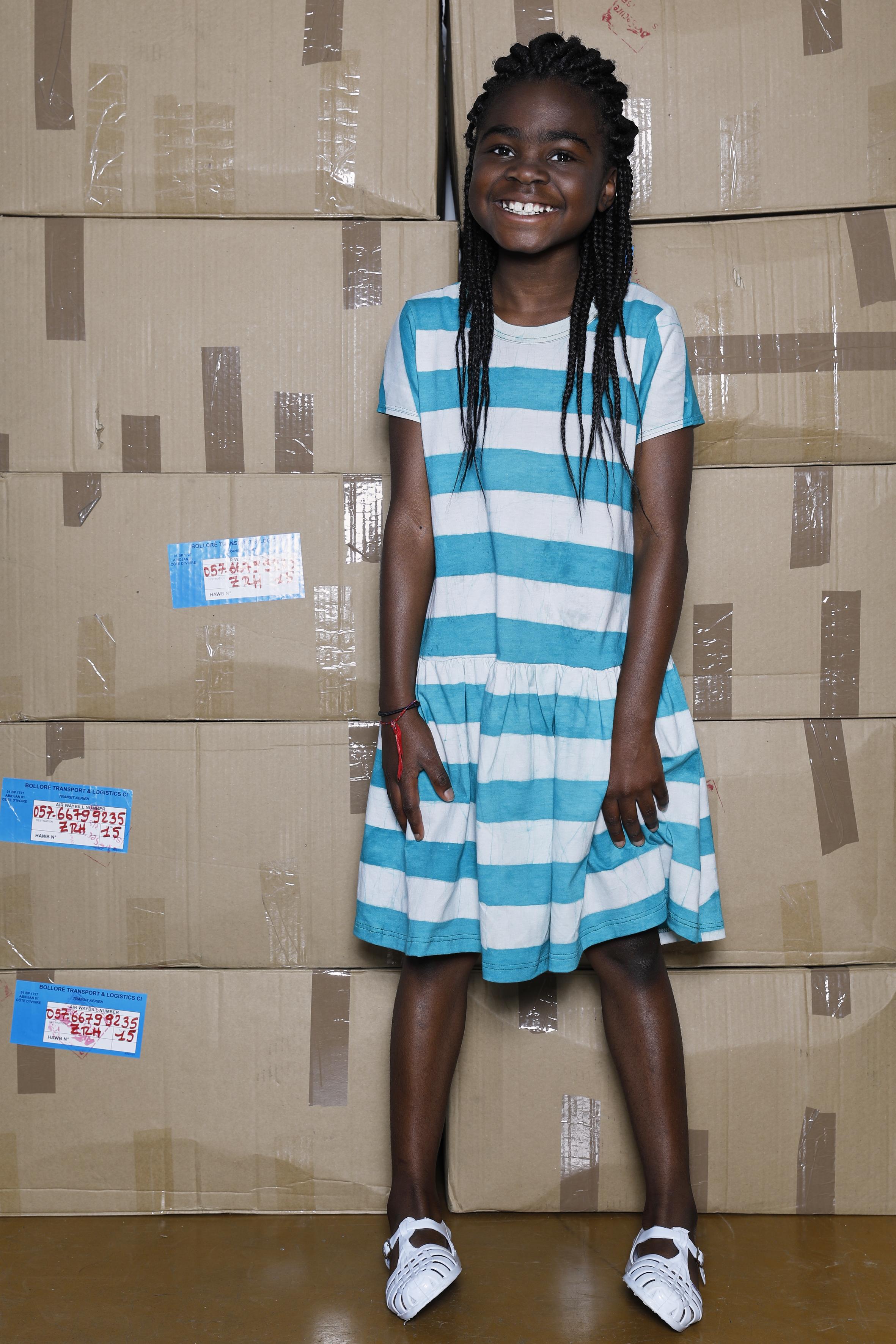ADINA Jersey Dress