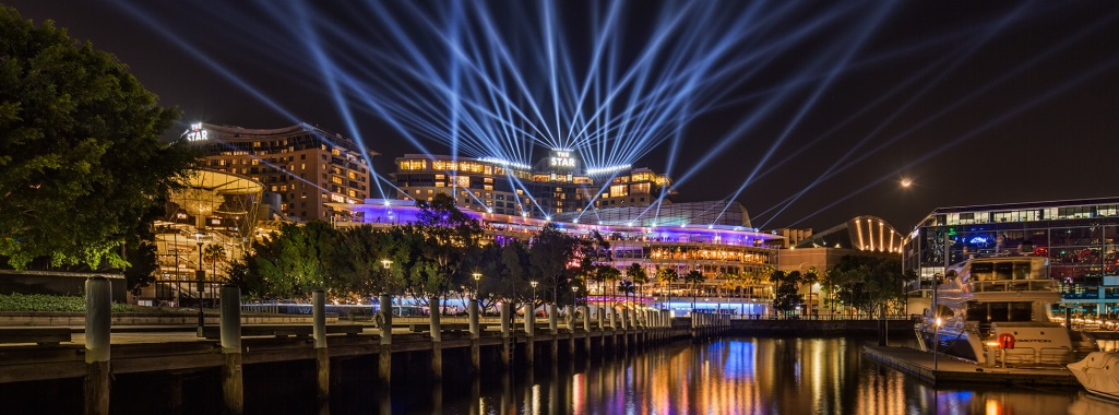 Cassino The Star em Sydney.