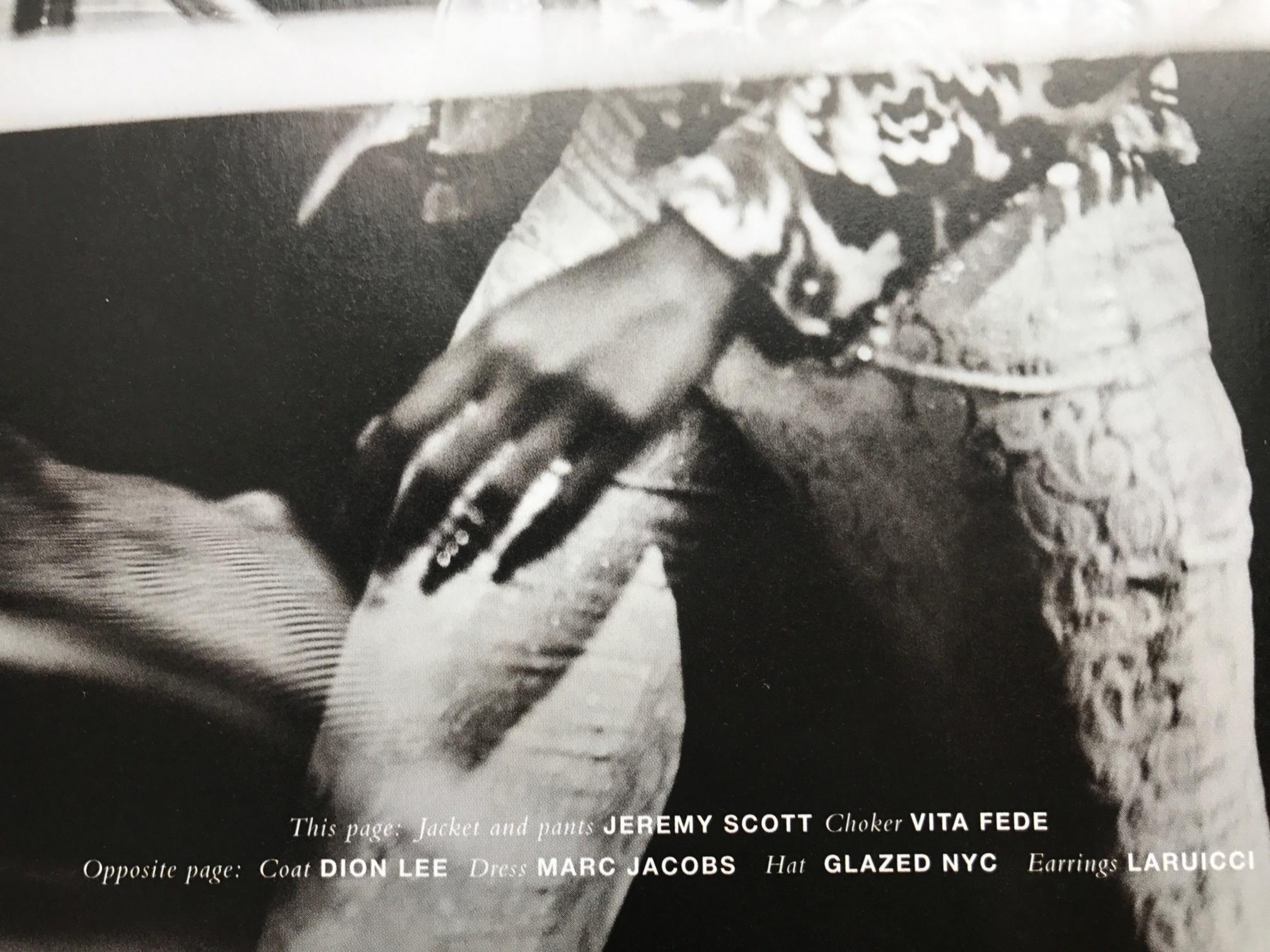 Paper Magazine - September Issue Editorial  Photography - Ellen Von Unwerth  Styling - Anna Trevelyan