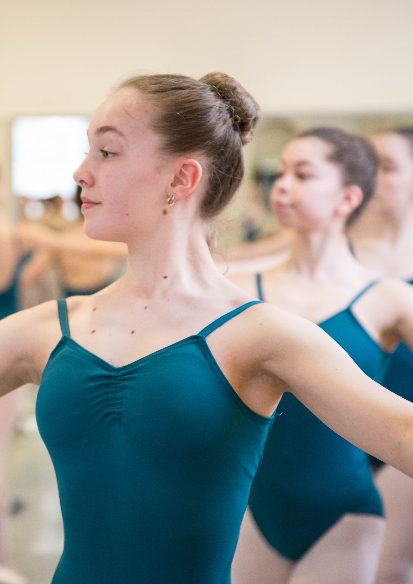 Unlocking potential - It was clear that Central School of Ballet's approach, outlook and guidance unlocks the potential of many young dancers. Their move to Southwark will provide better facilities to enhance this even more, and so the importance of securing this funding was paramount.