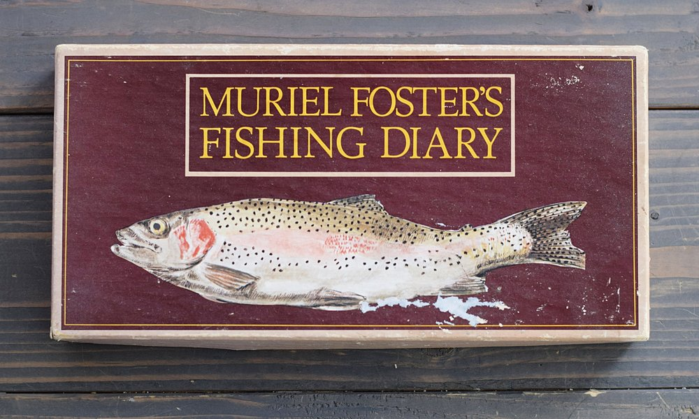 Book Review: Muriel Foster's Fishing Diary -
