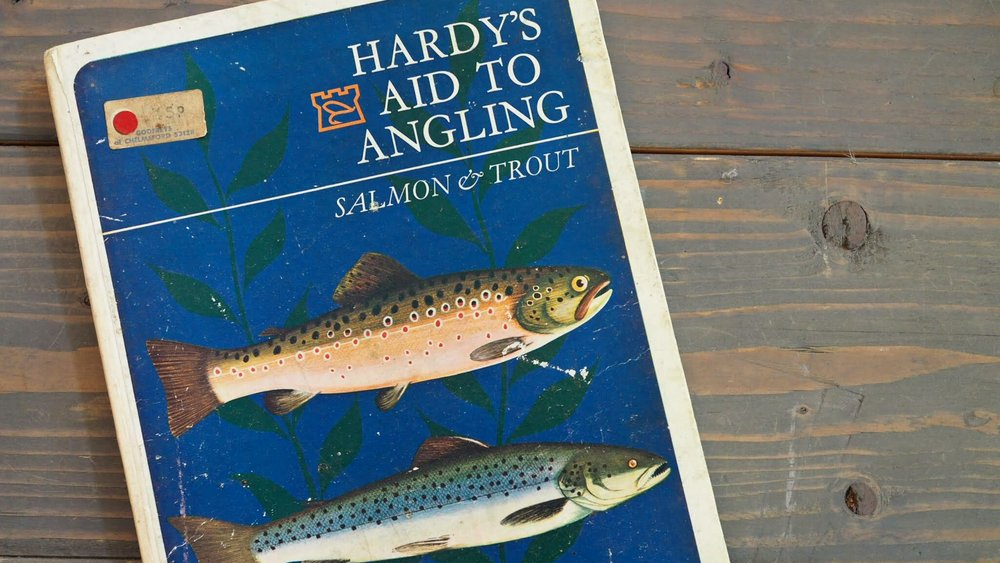 Book Review: Hardy's Aid to Angling -