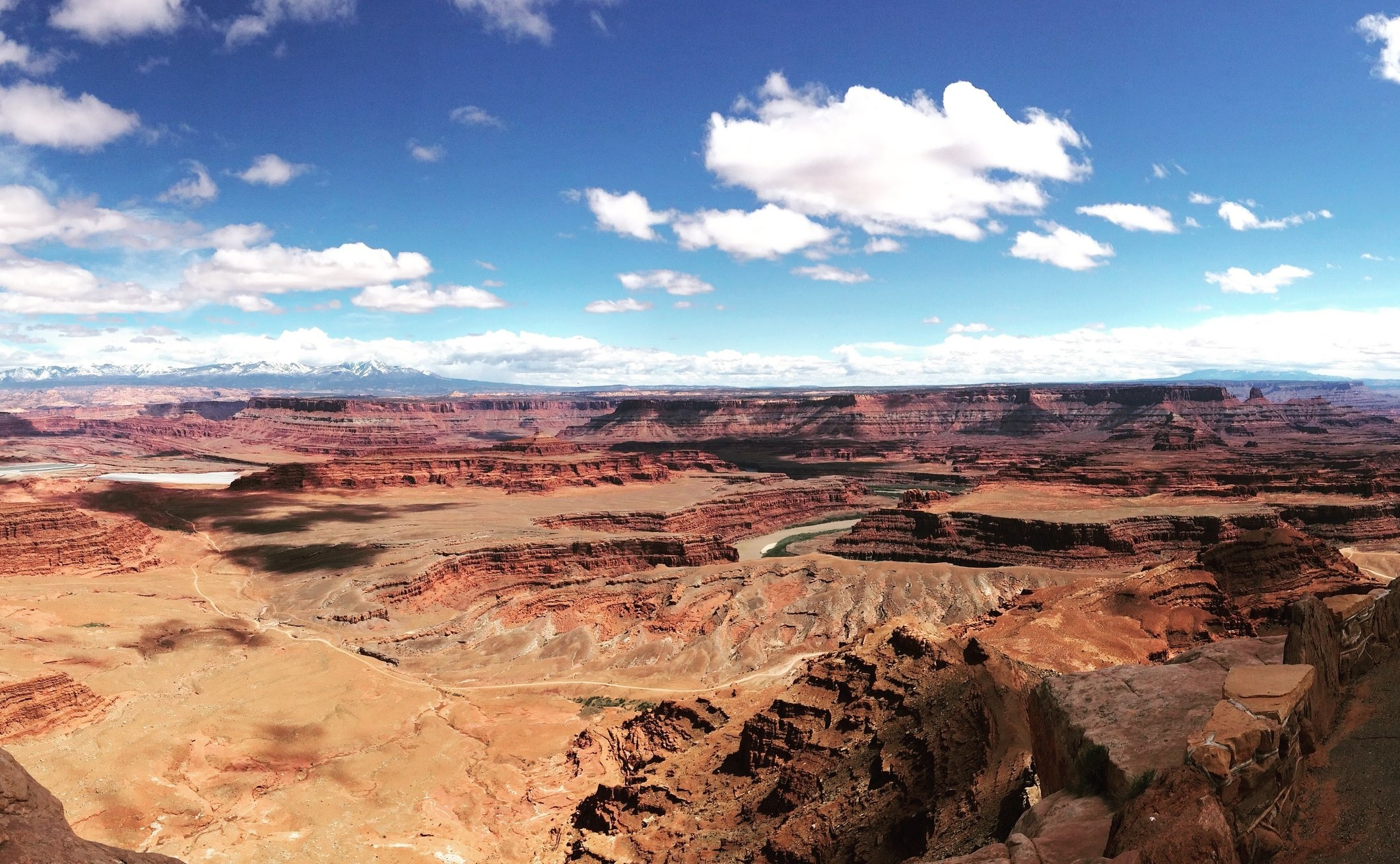 Dead Horse Point, photo by Sam Larson