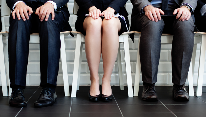 Interviewers take Note Disadvantage and Discrimination in Selecting Employees  .png