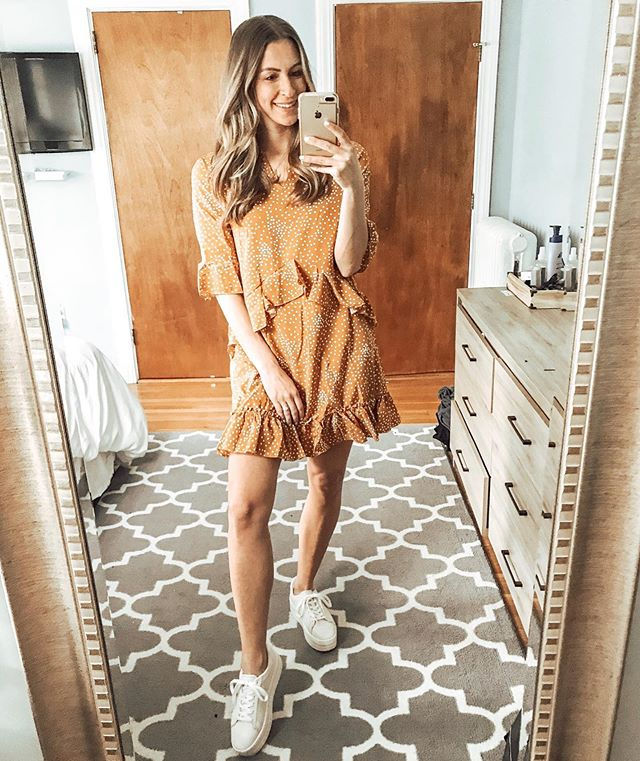 SUNNY FRIDAY!!! I'm so excited for a beautiful weekend with my loves. What are you guys up to this wknd?? // Also this dress has been a FAVORITE and I'm loving your photos - so keep sending them to me! It's true to size, and cute with heels or sneaks! OH! Only $23 too! WIN! http://liketk.it/2Cdl6 #liketkit @liketoknow.it #LTKunder50 #LTKsalealert #LTKshoecrush #amazonfashion #bostonmom #mommystyle #mommyfashion #fashiongrammer