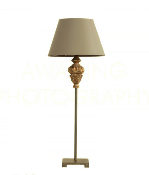 Rosebud Lamps from Aidan Gray:  In Stock
