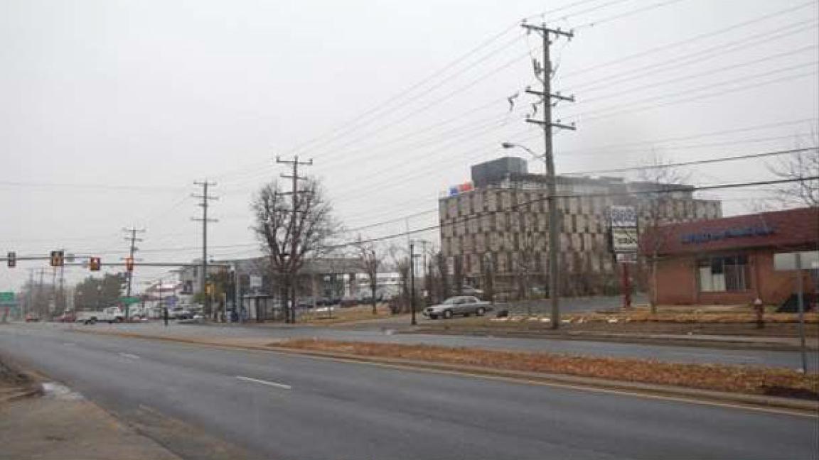 Columbia Crossroads