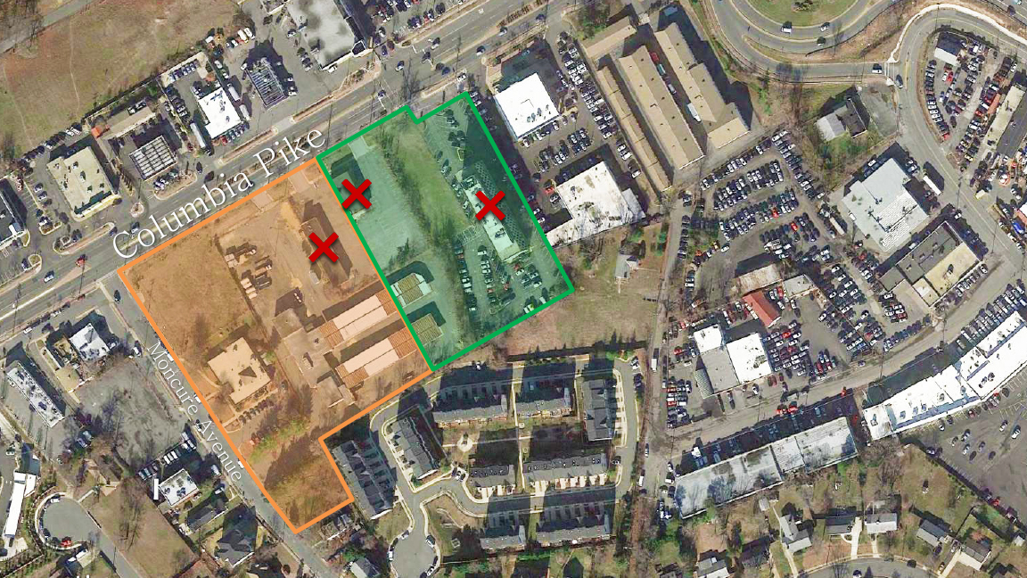 Columbia Crossroads Rezoning