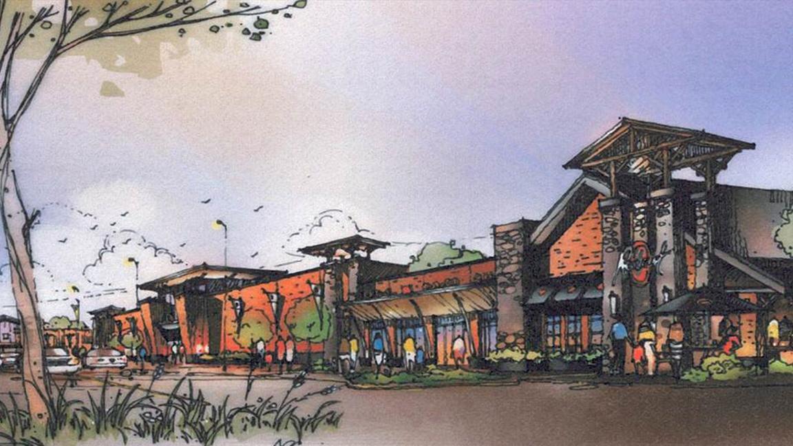 Cedarville Center