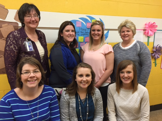 2nd Grade Team (Camanche Elementary)