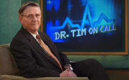 Dr. Timothy Johnson, Medical Editor ABC News Credit: AP