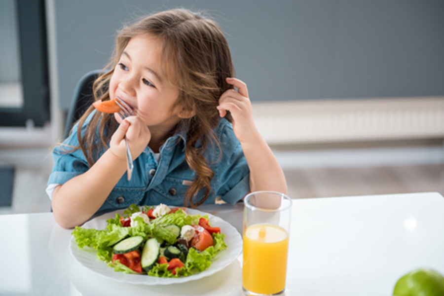 "What motivates this kid to eat some veggies? ""Good for you"" is not the answer!"