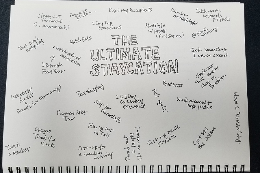 "I got to do some of these. I did aim for making it to be ""The Ultimate."""