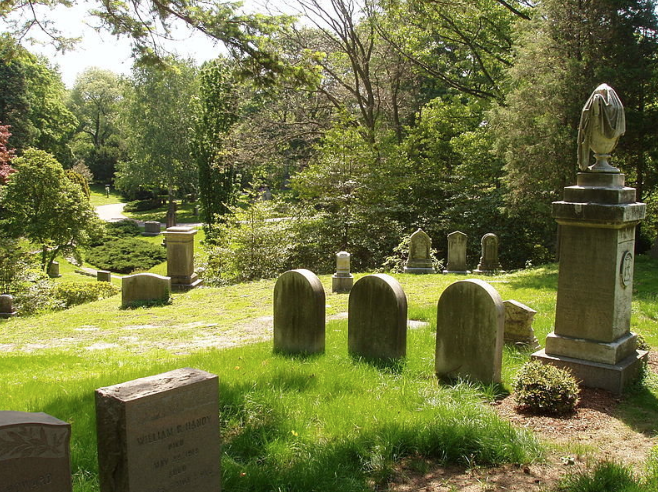 Mount Auburn Cemetery  Cambridge, Massachusetts