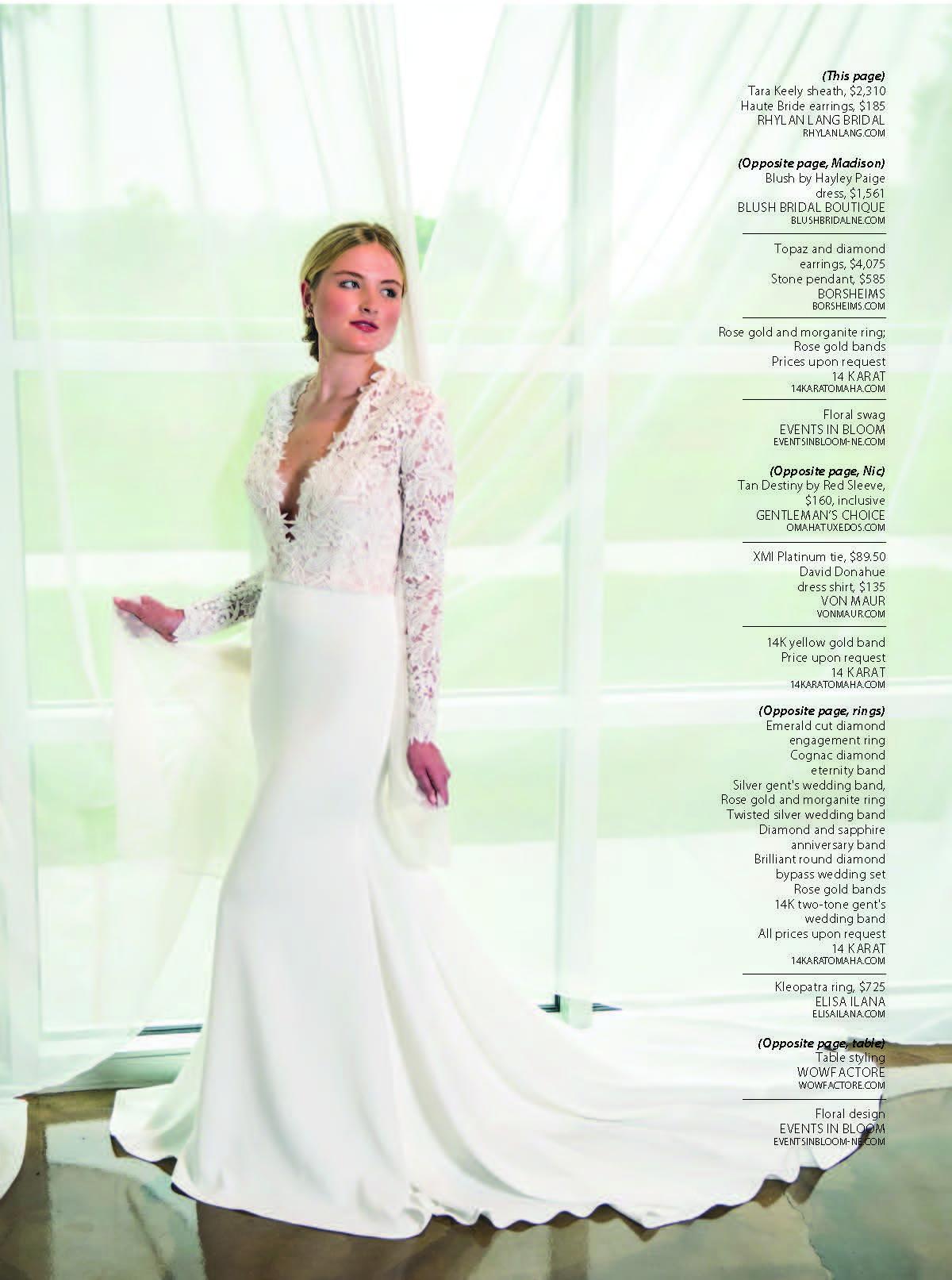 Wedding Essentials Fall Winter 2015 J Luna Llc