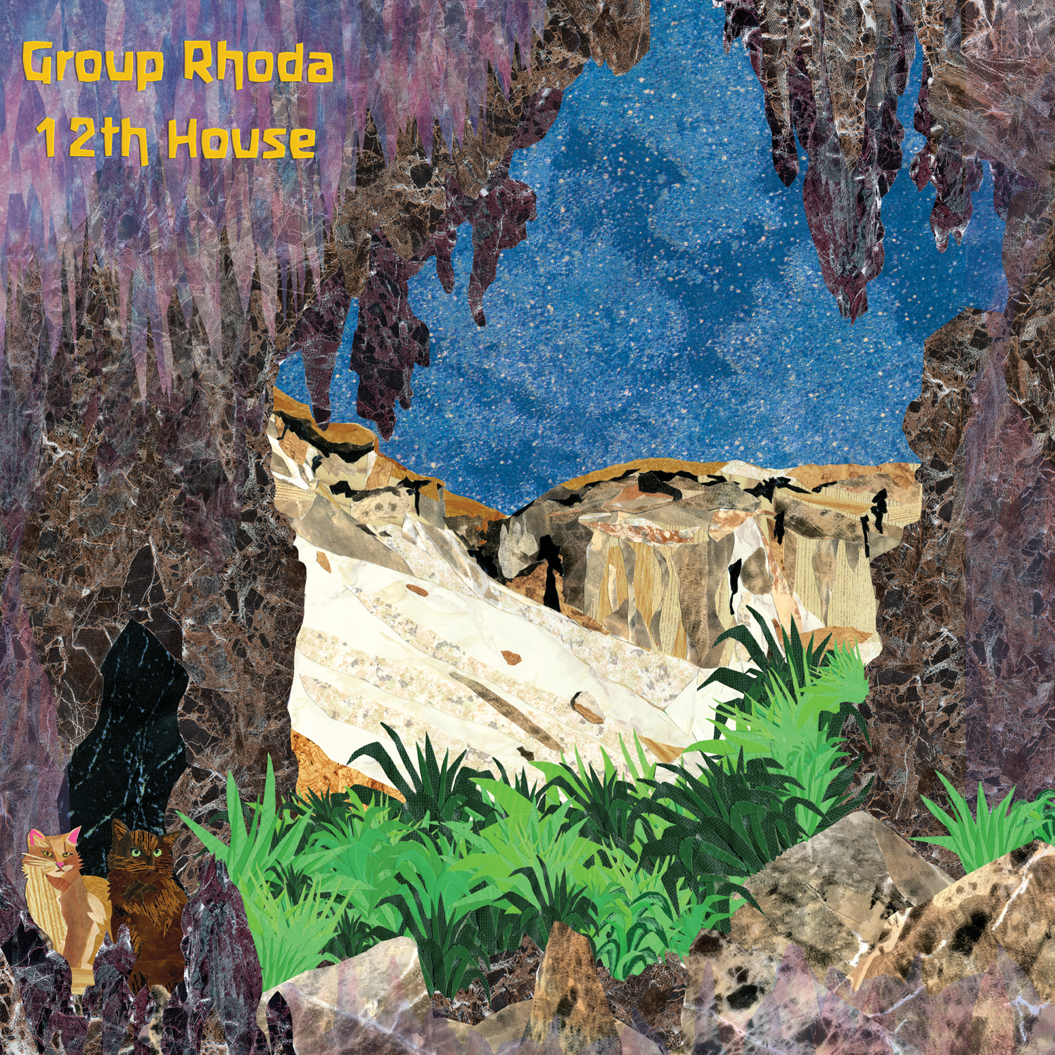 Group Rhoda | 12th House LP