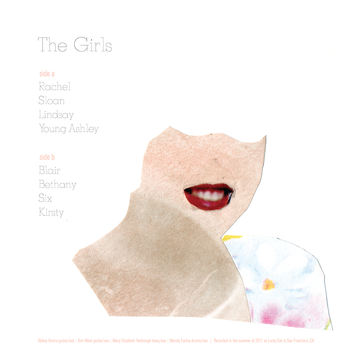 T.I.T.S. | The Girls LP